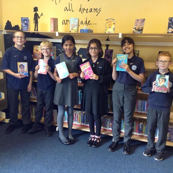 Meet our librarians.