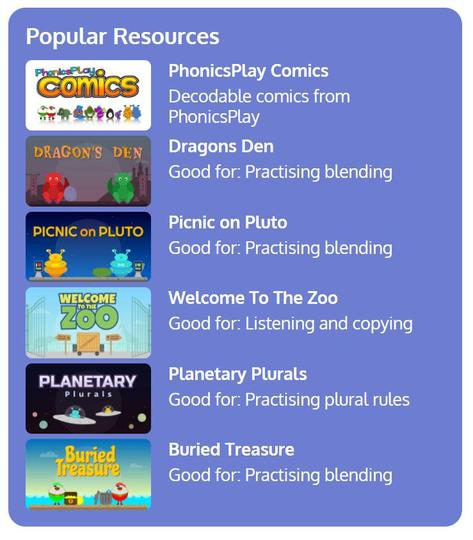 Literacy resource