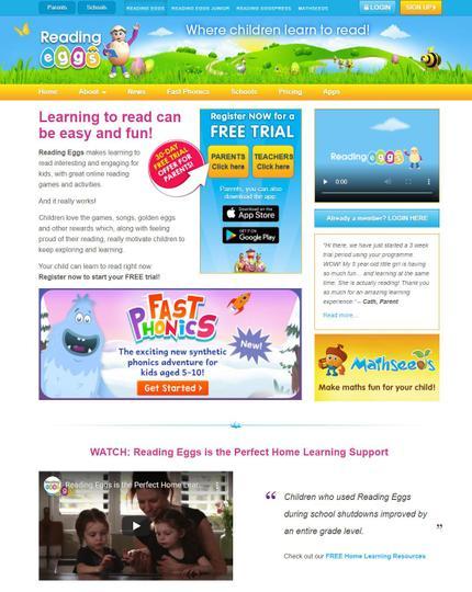 Reading resource