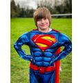 Sunny Bank pupils enjoyed the Superhero dressing up