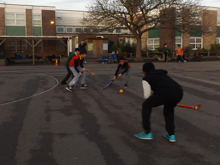 Mini-Hockey Tournament