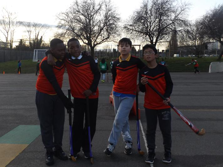 Mini-Hockey Tournament (January 2016)