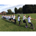 Year 5 Tug of War