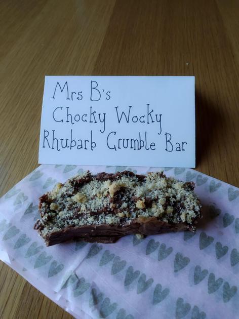 Mrs Bradshaw's Chocolate Bar