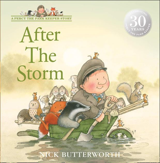 Percy the Park Keeper: After the Storm