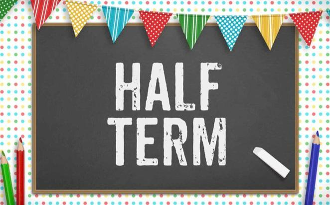 Well done to everyone (parents included) for all your hard work this term.