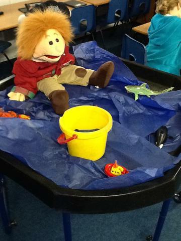 Billy's Bucket small world