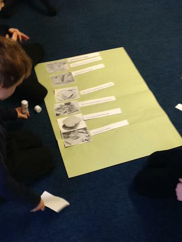 Sequencing our commands to make a jam sandwich