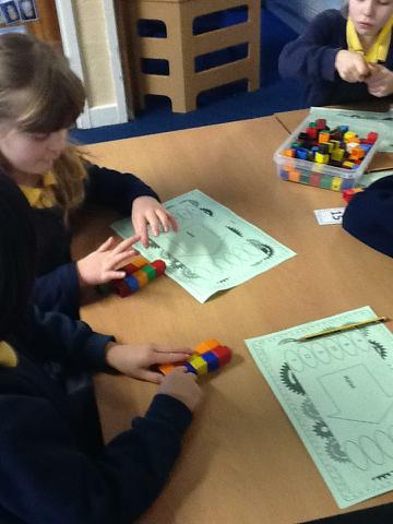 Doubling & halving numbers to 10