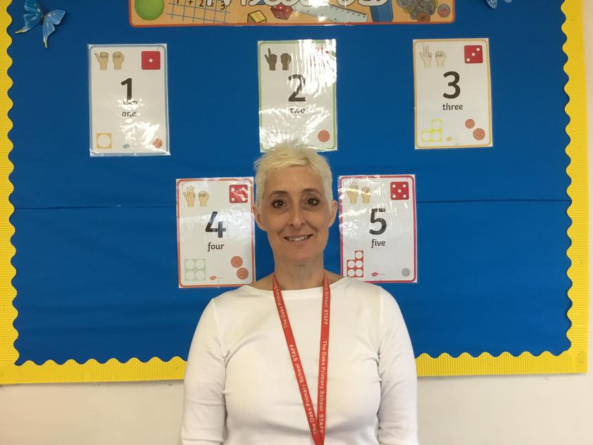 Mrs Parry - Learning Support Assistant RE