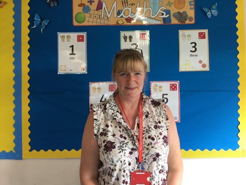 Mrs Secker - Early Years Lead
