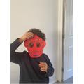 Tinga Tale Mask Making
