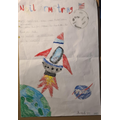 Y1 Neil Armstrong Project