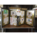 Our exhibits in the Parish Church