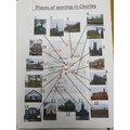 Exploring different places of worship in Chorley
