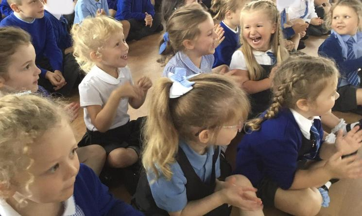 The songs and dances taught us to have a positive mindset and look after our well-being.