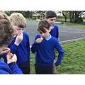 Y6 exploring smells