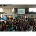 Sports Council led worship introducing Sports Week