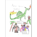 Front cover designed by Philip, Nightingale Class