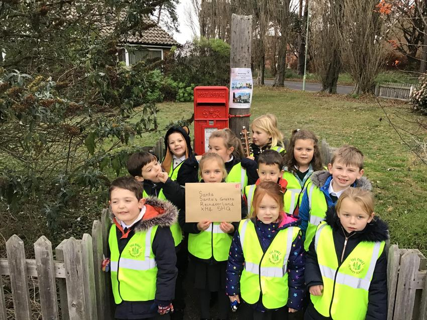 Posting our letters