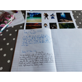 Some brilliant English work by Maisie - Well done!
