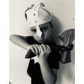 Freddie-Jay's Norman Soldier Helmet!