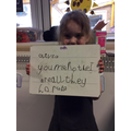 Writing our tricky words