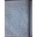 Josh's diary