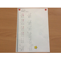 Oliver -For persevering with his maths