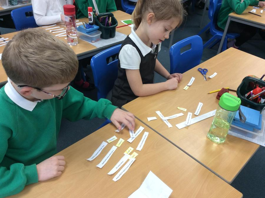 Building sentences with causal conjunctions