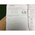 Stanley - For being able to explain his maths reasoning