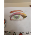 Aiya's excellent eye art!