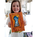 Annabelle's keyhole picture