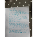 Check out Maisie's writing!