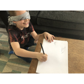 Blindfold Art Challenge