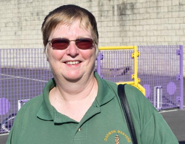 Karen Jones - Volunteer Co-ordinator