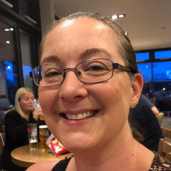 Sarah Phillipson - Secretary