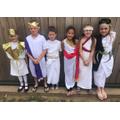 Roman Theme Day