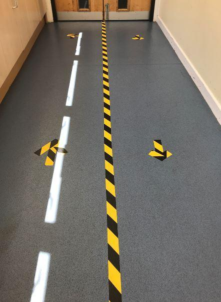 Our corridors look like roads!