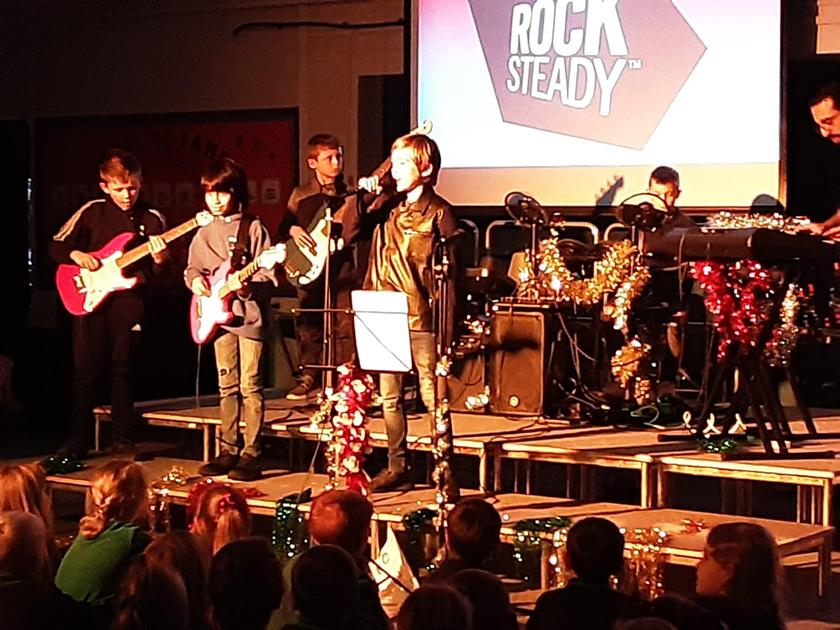Rocksteady - Christmas Concert
