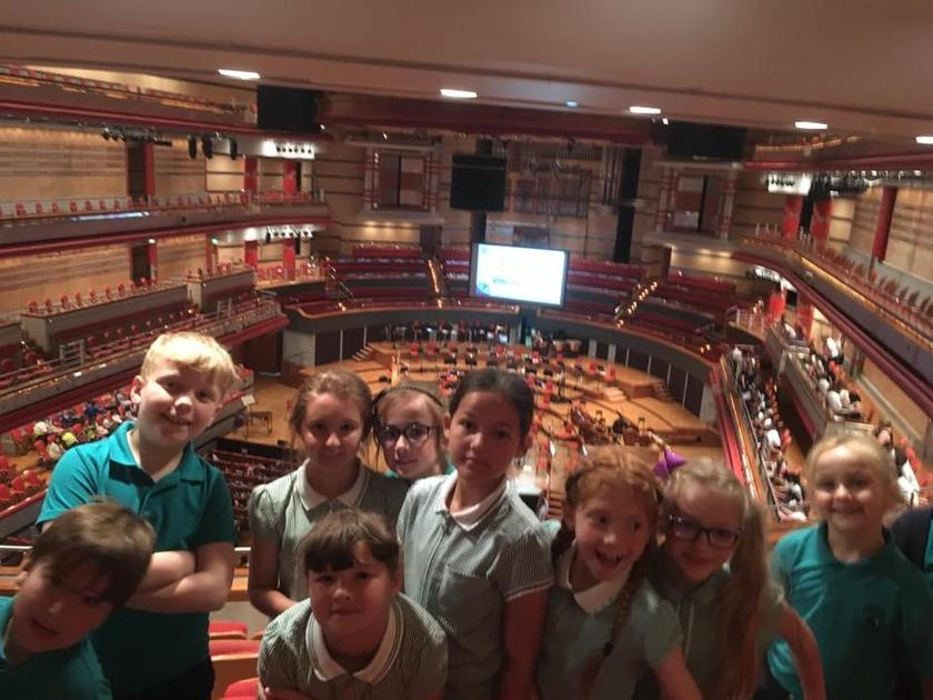 Orchestra Trip to the CBSO