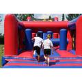 Year 2 bouncy fun