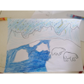 Ruby's polar bear picture