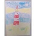 Ruby's lighthouse