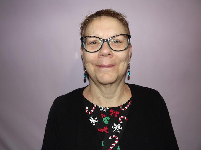 Mrs M-J Binfield - SEND Teaching Assistant