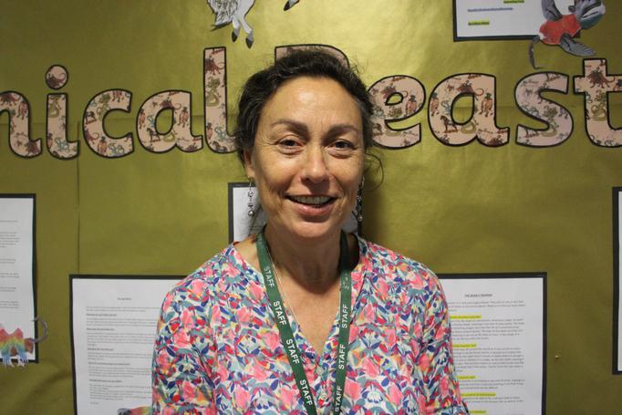 Mrs J Mullin - Teaching Assistant