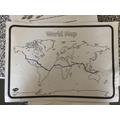 Jame's map of Amelia Earhart's flight