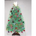 Year 1 Christmas Tree