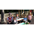 Children at St Peter's Droitwich C.of E. Academy