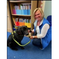 Percy, Pets as Therapy Dog